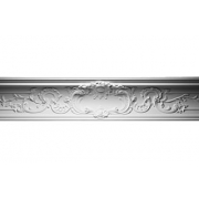 "5 1/2""H x 4 1/4""P x 7 1/4""F x 7'10""L Companion Small Center Moulding"